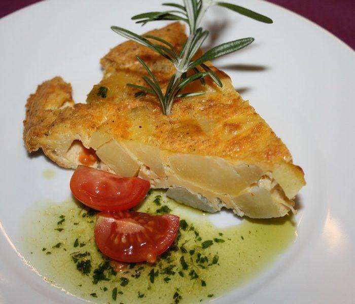 recept voor Spaanse tortilla