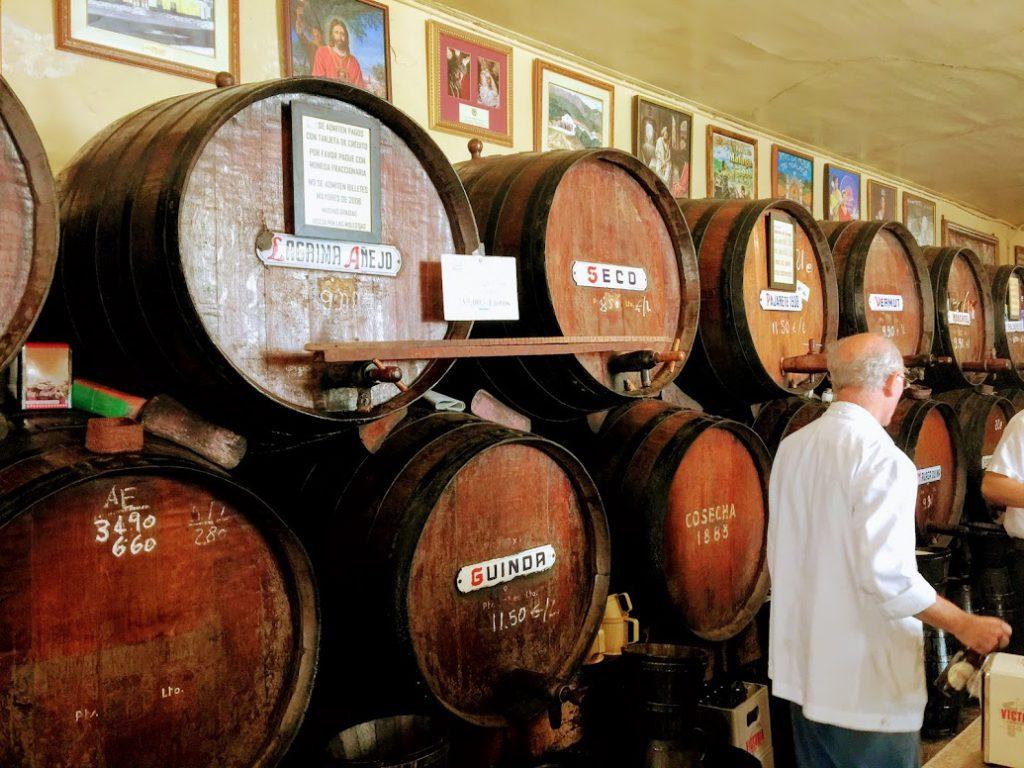Malaga tapas excursie. Culinaire tour