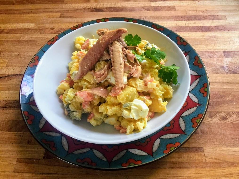 Recept voor Ensaladilla Rusa