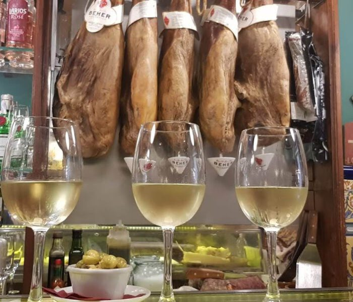 Mijn favoriete tapas bar in Malaga